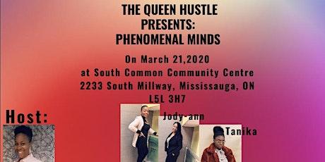 Phenomenal Minds tickets