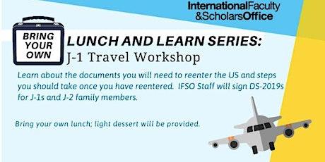 J-1 Travel Workshop tickets