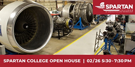Spartan College - Denver Area Campus Open House tickets
