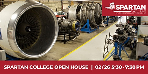 Spartan College - Denver Area Campus Open House