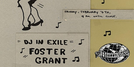 Danny's DJ's in Exile tickets
