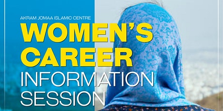 Women's Career Information Session tickets