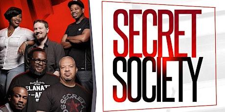 Breakers Presents:  Secret Society  tickets