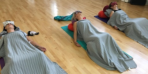 Yoga for Recovery - Rest, Recuperate and Restore