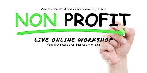 Non Profit Tips for QuickBooks Desktop Users
