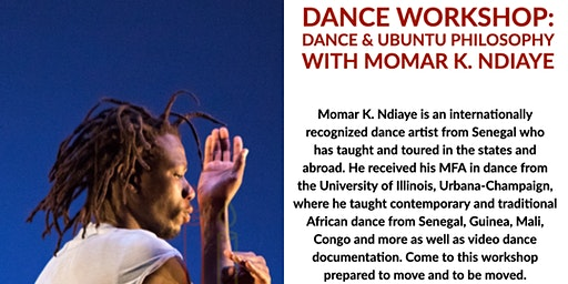 Global Africa Lecture & Discussion Series: Dance Workshop