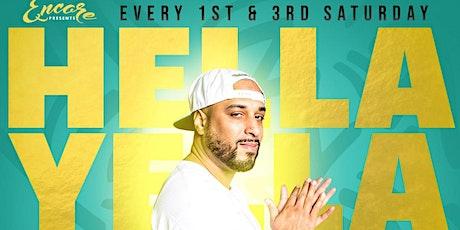 Encore Saturdays 4.18 | R&B, Hip-Hop, Reggae tickets