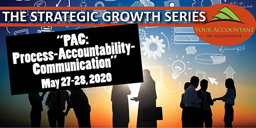 PAC: Process - Accountability - Communication