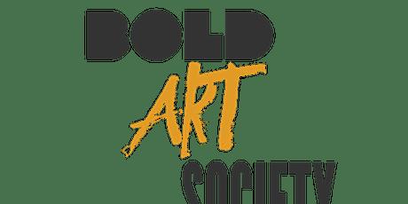 Bold Art society Film Festival tickets