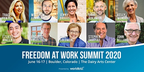 The Freedom at Work Summit tickets