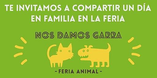 "Feria Animal ""Nos Damos Garra"""