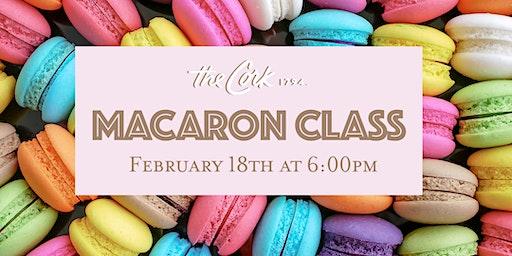 Macaron Making Class