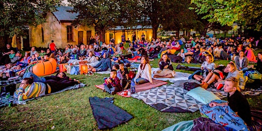Waterlea – Outdoor Movie Night