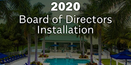 2020 WCC Board Installation Ceremony tickets