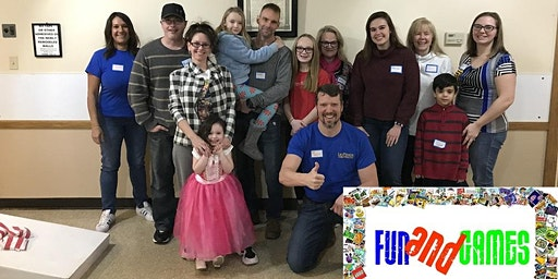 Family Fun & Games Night #11 - February 2020