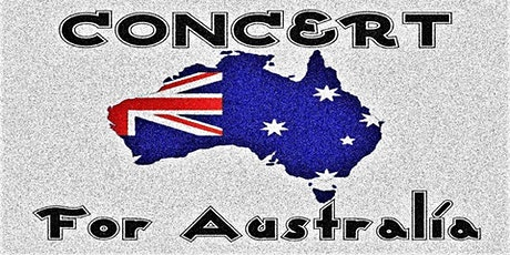 Concert for Austraila tickets