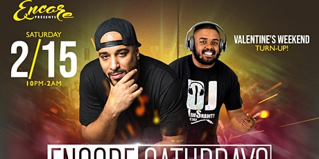Encore Saturdays 2.15 | R&B, Hip-Hop, Reggae tickets