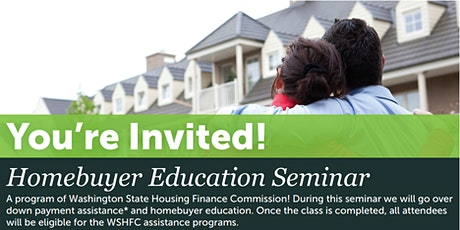 Washington State Housing Finance Commission Seminar! tickets