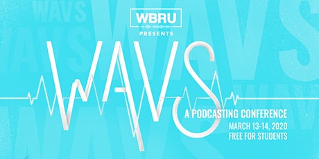 WAVS: A Podcasting Conference tickets