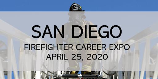 Firefighter Career Expo 2020 - San Diego, CA