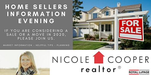 FREE Home Seller's Information Evening!