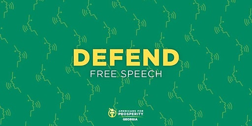 AFP's 2020 Campus Free Speech Lobby Day at the Georgia Capitol
