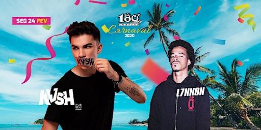 Segunda Carnaval - 180 Ubatuba