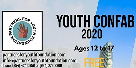 Partners For Youth Confab tickets