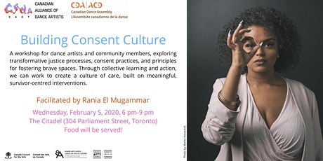 Building Consent Culture tickets