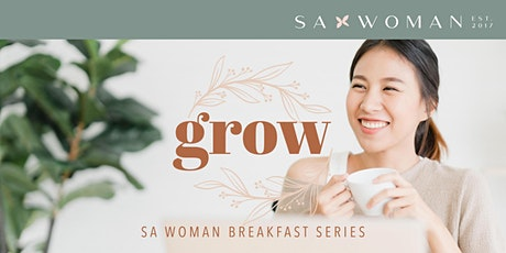 SA Woman Breakfast Series 2020 tickets