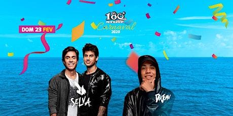Domingo Carnaval - 180 Ubatuba  ingressos