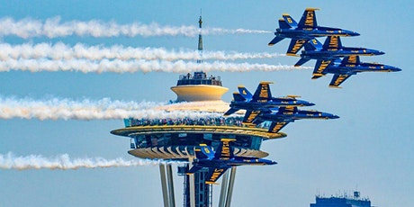 USNA Out Sails & Tales at Seattle Fleet Week tickets