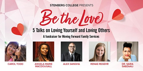 Be the Love: 5 Talks on Loving Yourself and Loving Others tickets