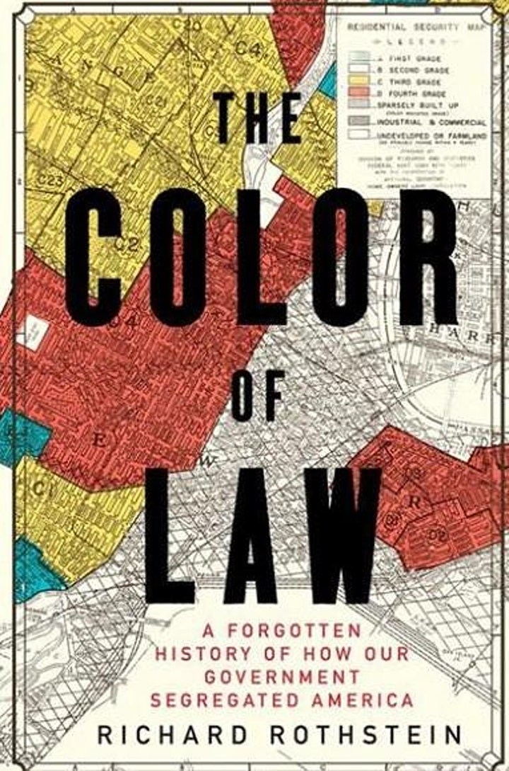 The Color of Law: A Virtual Evening with Author Richard Rothstein image