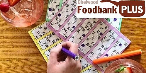 Gin-Go Evening - Gin, Bingo and Chat for Chelwood Foodbank