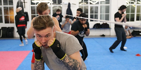 FREE Boxing & Jiu Jitsu Taster Session (5th March 2020) - Leicester tickets