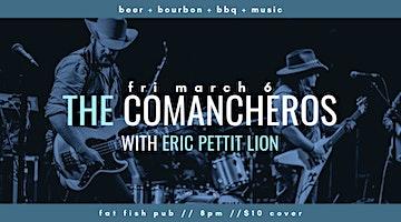 The Comancheros  with Eric Pettit Lion