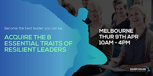 Esher House Resilient Leaders Workshop Melbourne