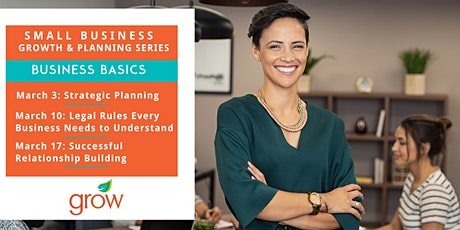 Small Business GPS: Business Basics tickets