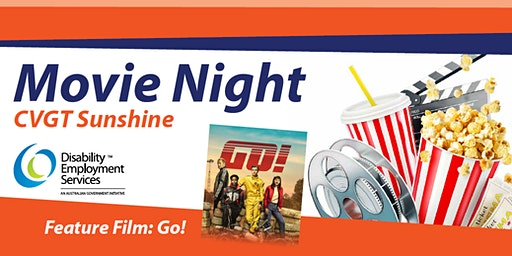 CVGT Sunshine - Disability Employment Services Movie Night