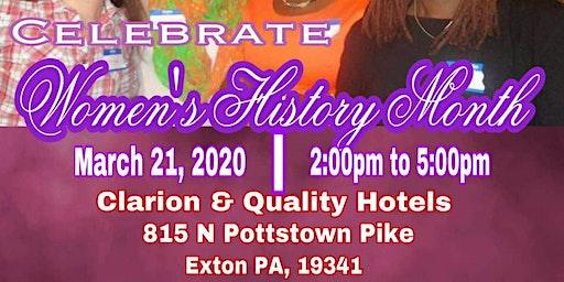 Women's History Month Celebration by Ms. B's Tea Room