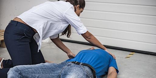 MTA Eastland: Essential First aid, Hastings