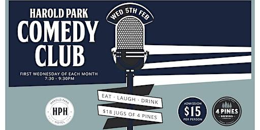 Harold Park Comedy Club