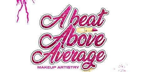 The Ultimate Make Up Workshop tickets