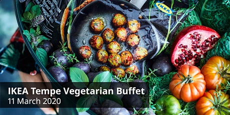 IKEA Tempe Vegetarian Buffet  tickets