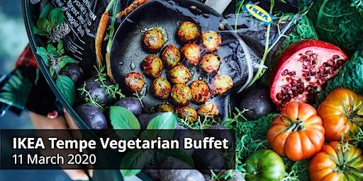 IKEA Tempe Vegetarian Buffet