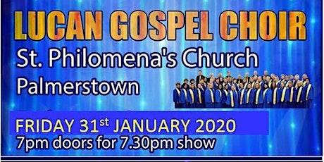 Lucan Gospel Choir Fundraiser tickets