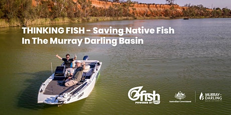 Explorations Series: Saving Native Fish in the Murray Darling Basin tickets