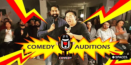 Sup Comedy Auditions Qualifications Round 2 Tickets