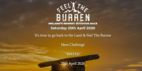 FEEL THE BURREN tickets